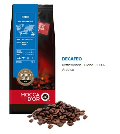 Mocca d'Or Decafeo MD