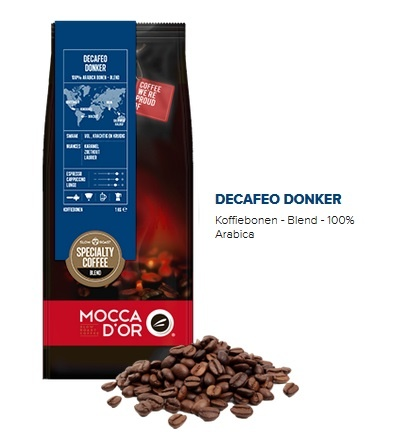 Mocca d'Or Decafeo Donker MD