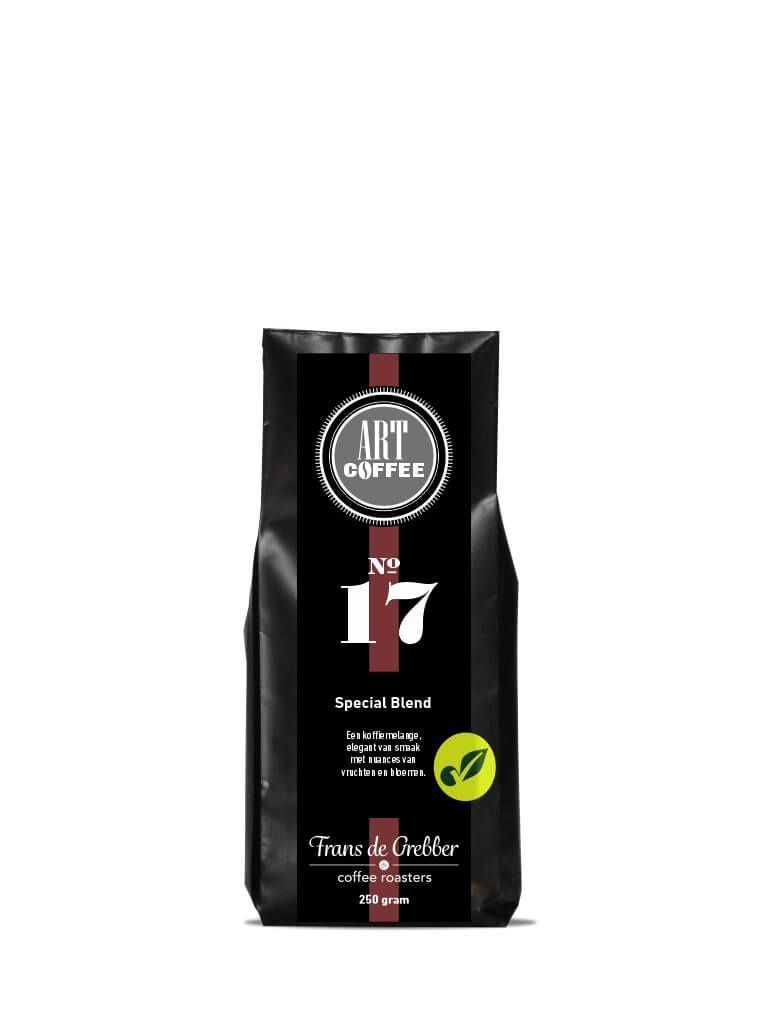 ARTcoffee Special Blend Koffie 17