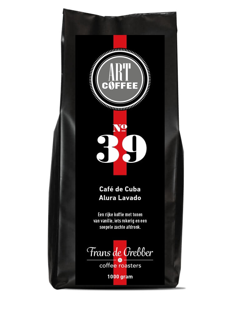 ARTcoffee Cafe de Cuba Altura Lavado koffie 39