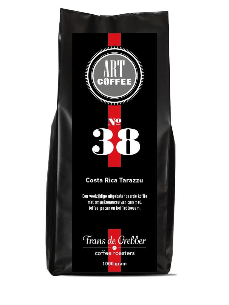 ARTcoffee Costa Rica Tarrazu koffie 38