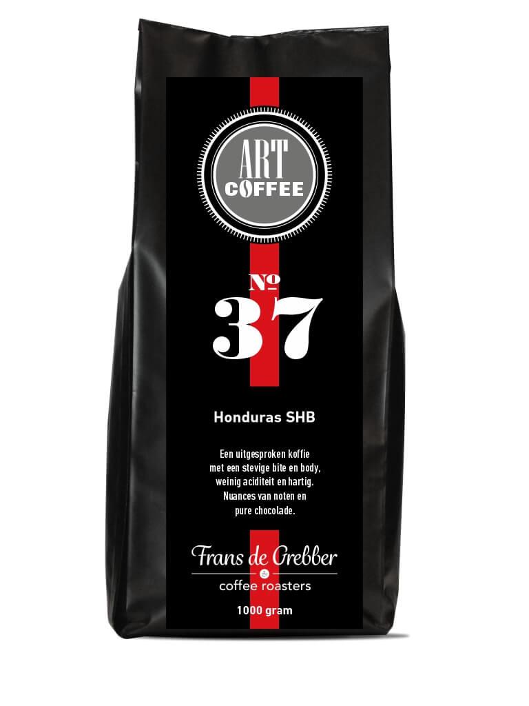 ARTcoffee Honduras SHB koffie 37