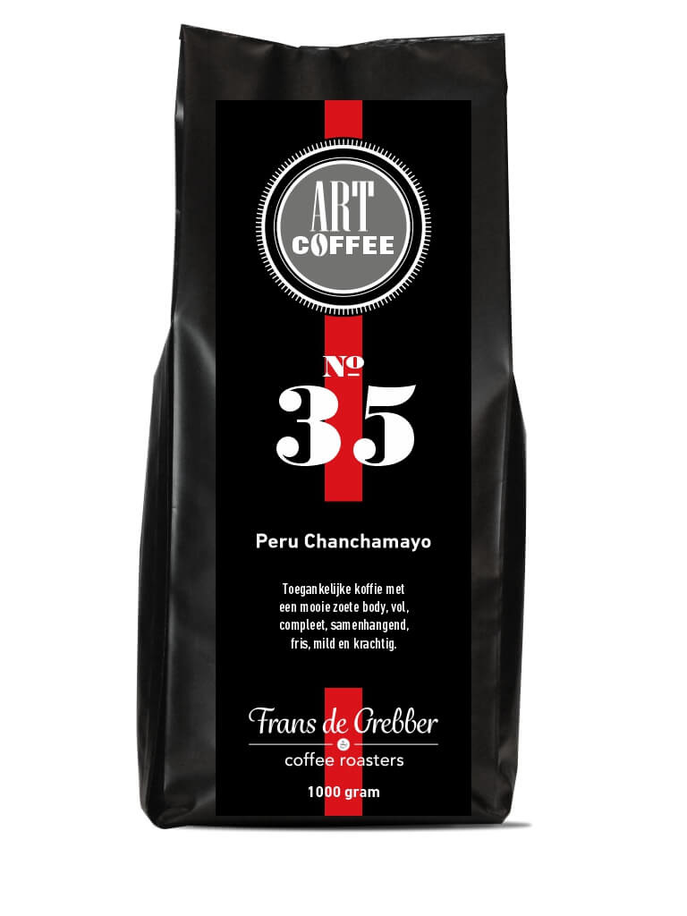 ARTcoffee Peru Chanchamayo koffie 35
