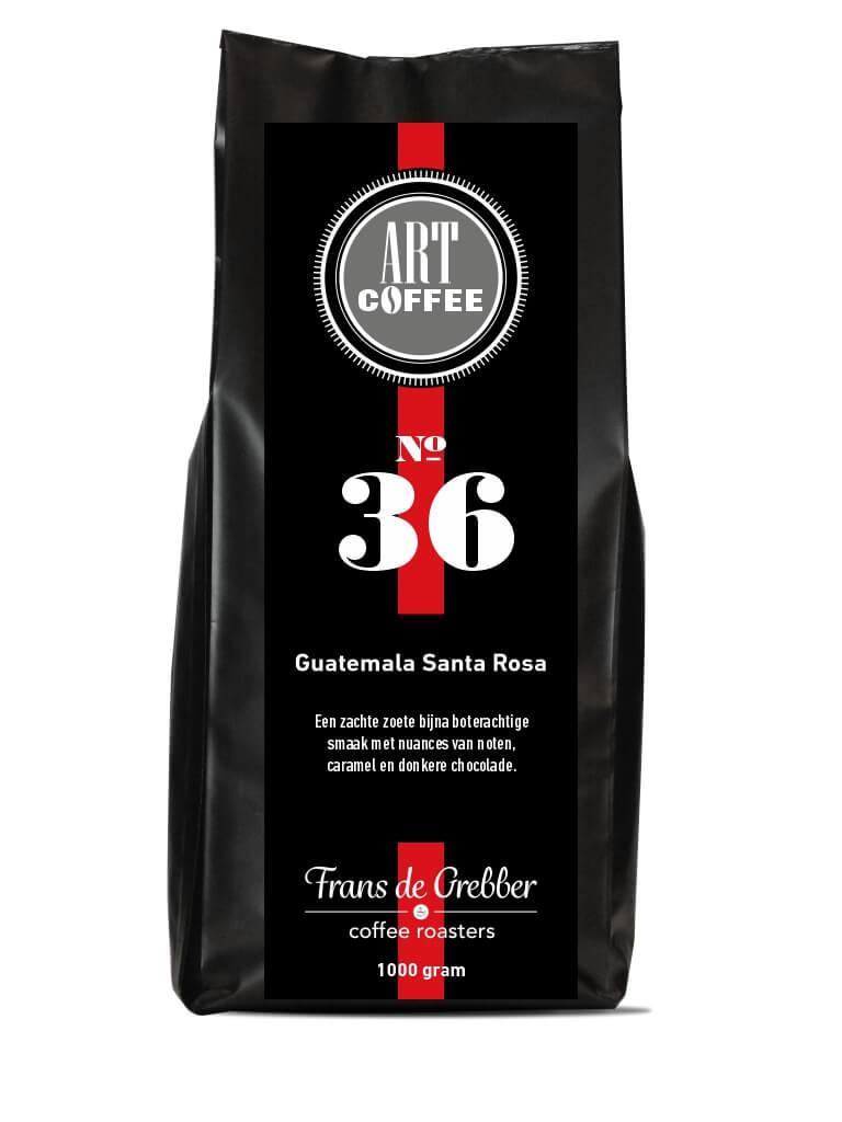 ARTcoffee Guatemala Santa Rosa koffie 36