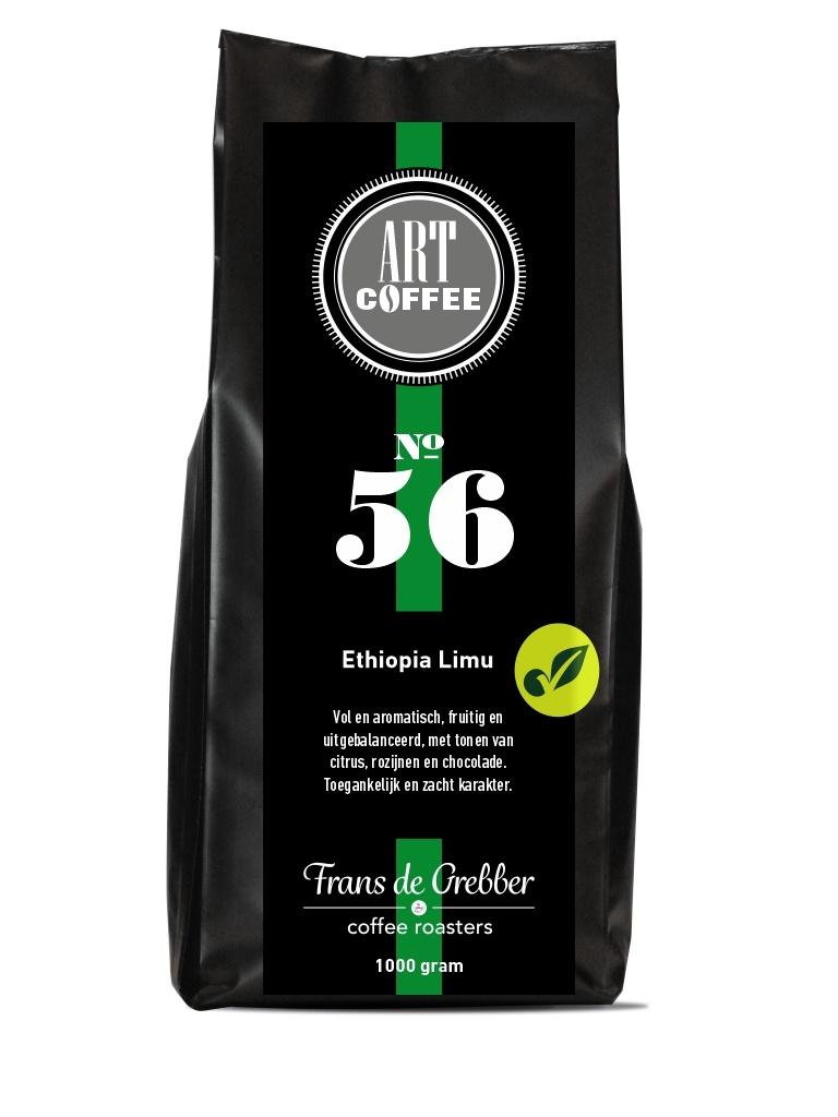 ARTcoffee Ethiopia Limu koffie 56