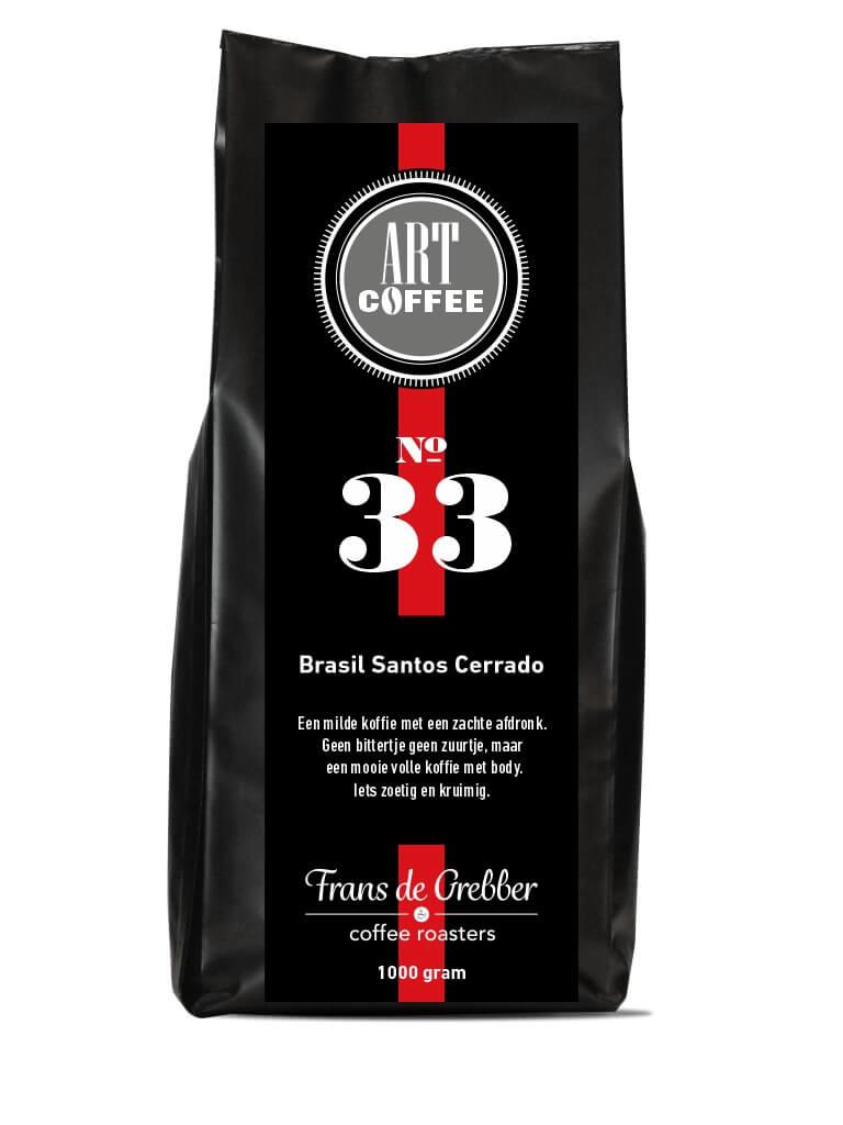 ARTcoffee Brasil Santos Cerrado 33