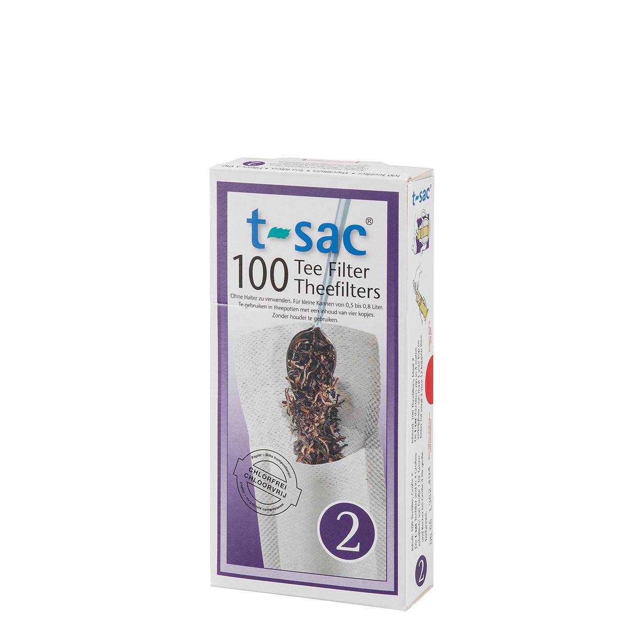 T-sac T-sac Theefilters Nr. 2