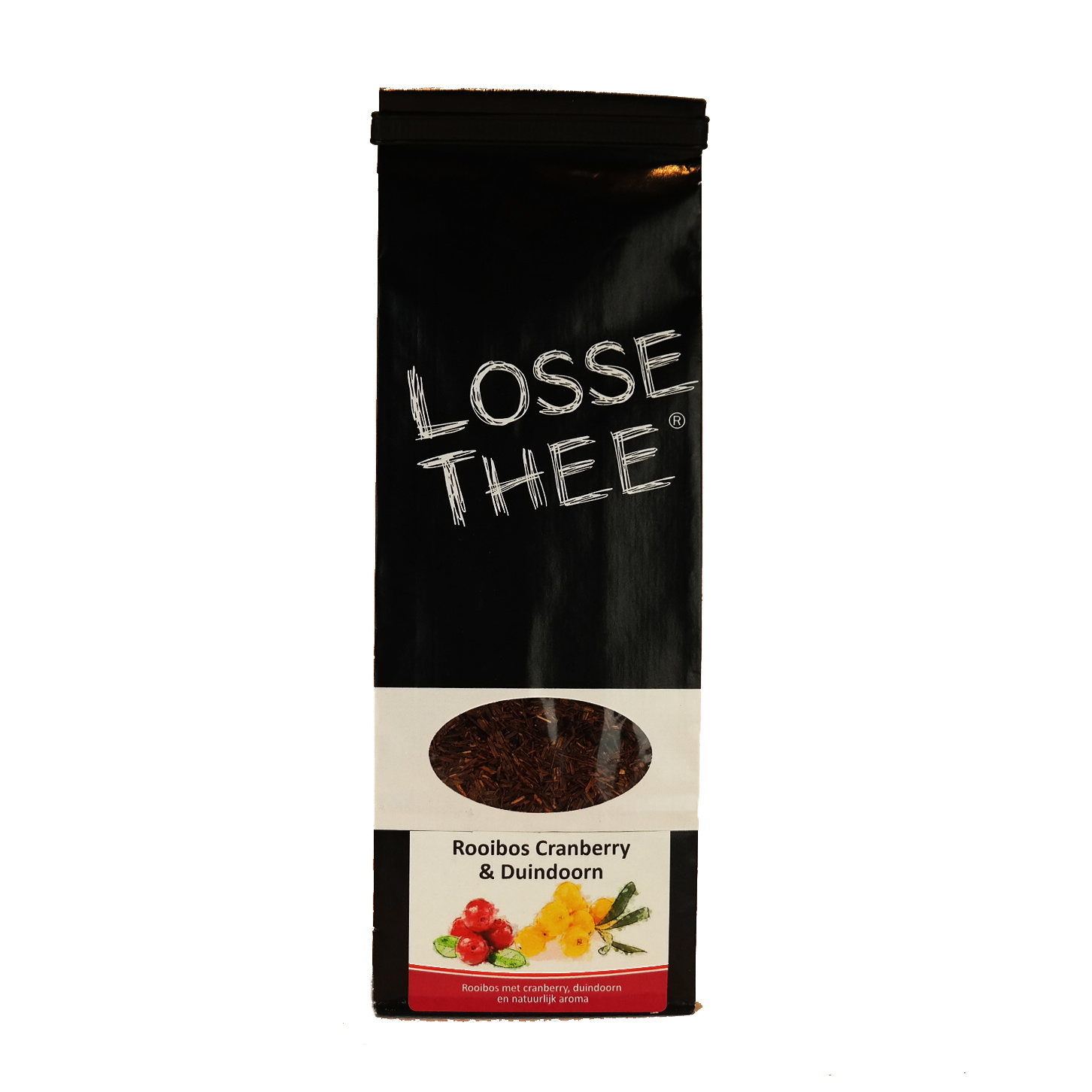 LOSSE THEE Rooibos Cranberry & Duindoorn