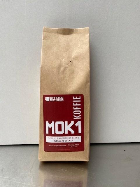 MOK1 koffie