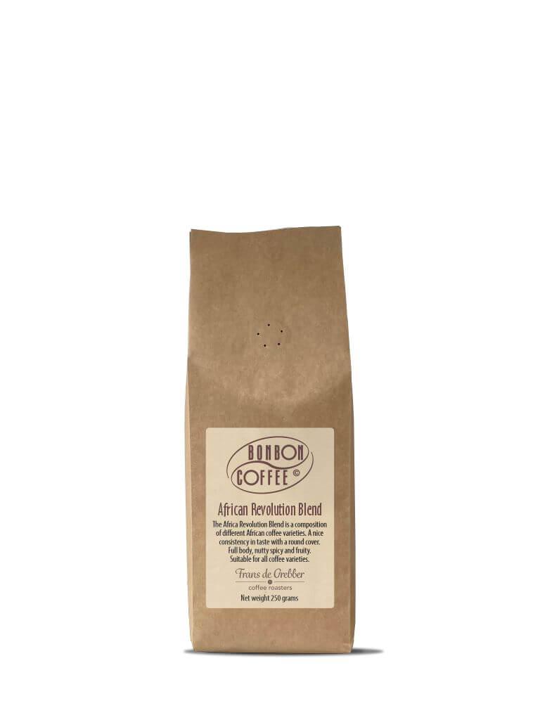 Bonbon Coffee Africa Revolution Blend