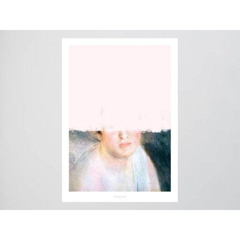 "Poster ""Unfinished Renoir"" von typealive"