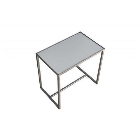"Design-Beistelltisch ""ELAIS - metall/betongrau"" von Cheese Department"