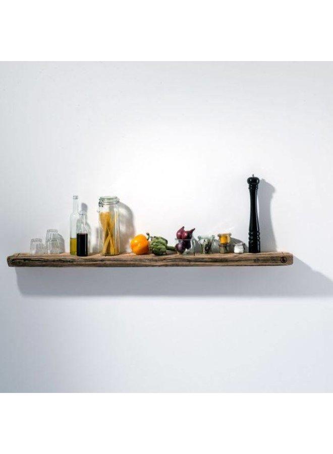 Design-Wandregal Altholz 01 von weld & co