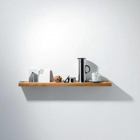 Design-Wandregal Eiche 01 von weld & co