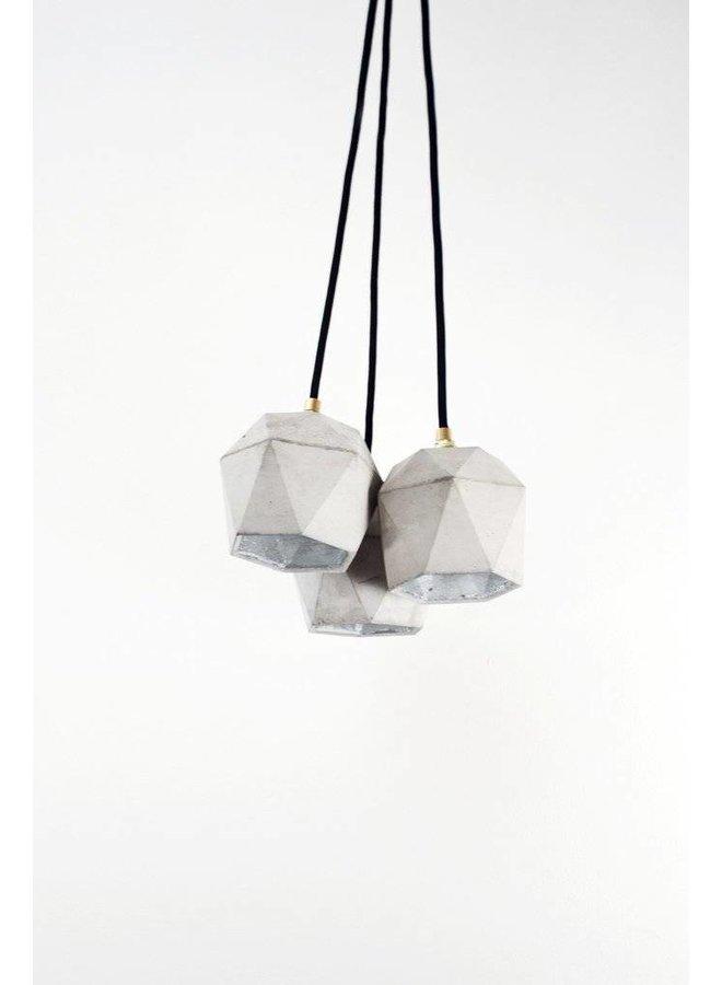 [T2]set Lampenbündel trianguliert von GANTlights