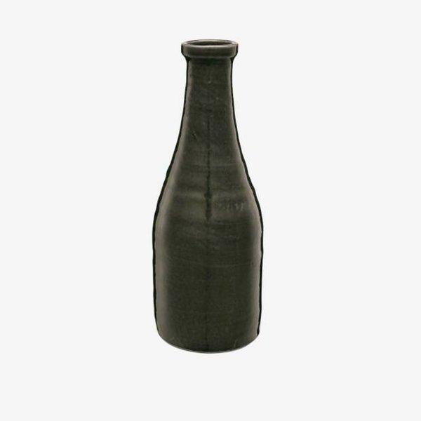 vtwonen Vase in Flaschenform Grau von vtwonen