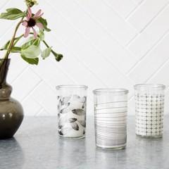 Teelichthalter im skandinavischen Design