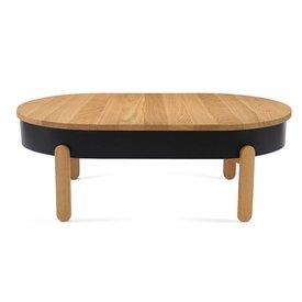 """Woodendot Design-Couchtisch """"BATEA L"""" von Woodendot"""