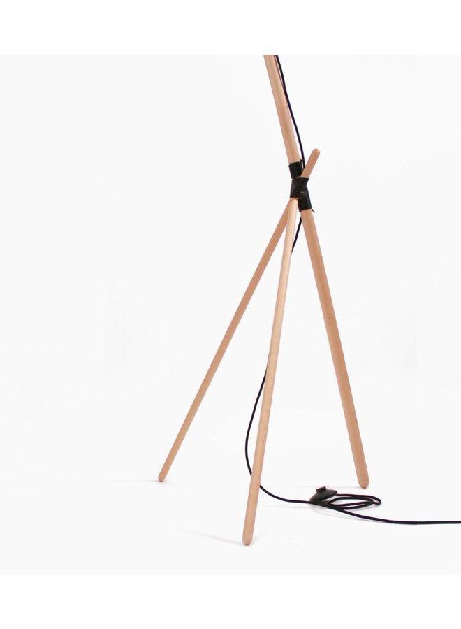 """Design-Stehlampe """"KA XL"""" von Woodendot"""