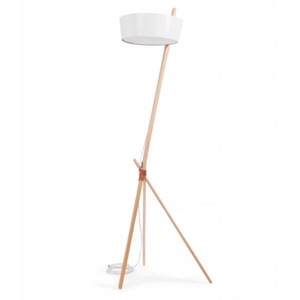 """Woodendot Design-Stehlampe """"KA XL"""" von Woodendot"""
