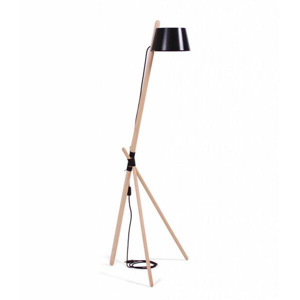 """Woodendot Design-Stehlampe """"KA M"""" von Woodendot"""