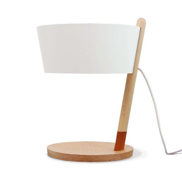"""Woodendot Design-Tischleuchte """"KA S"""" von Woodendot"""