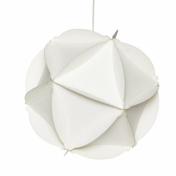 Hübsch Interior Papierlampe rund von Hübsch Interior