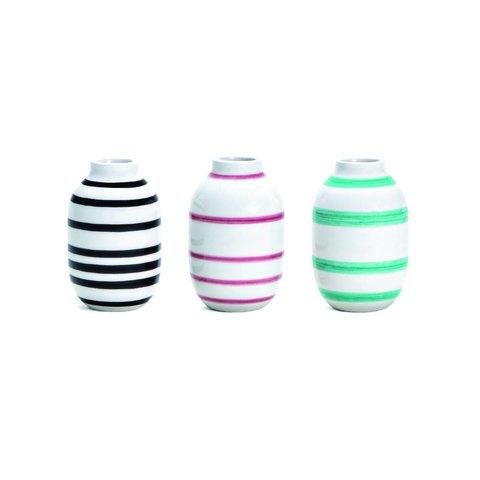 """Vasen-Set """"Omaggio Miniature"""" von Kähler Design"""