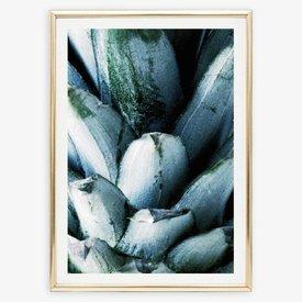 """Tales by Jen Poster """"Green Pineapple"""" von Tales by Jen"""