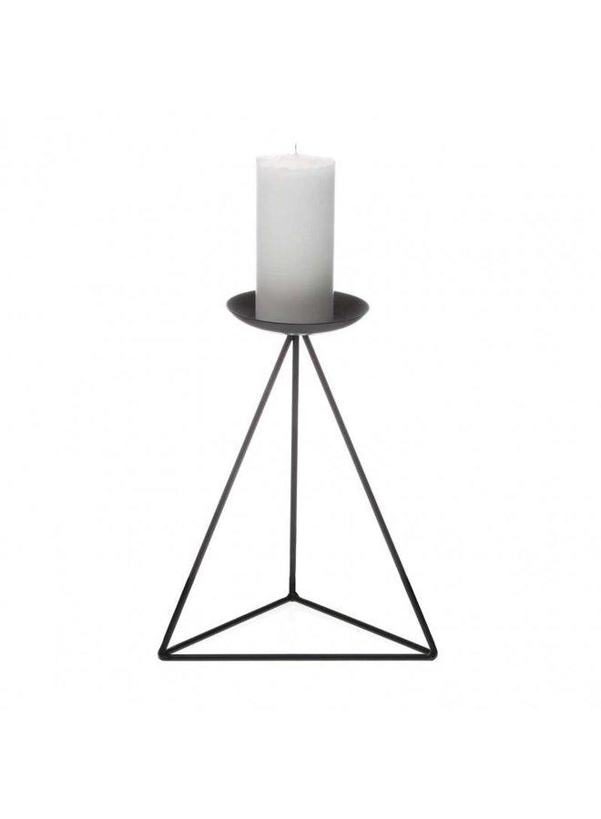 """Kerzenhalter """"Dreieck"""" von Versa"""