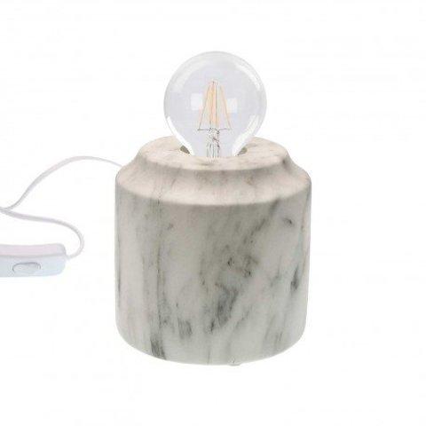 Tischleuchte Marmor-Optik von Versa