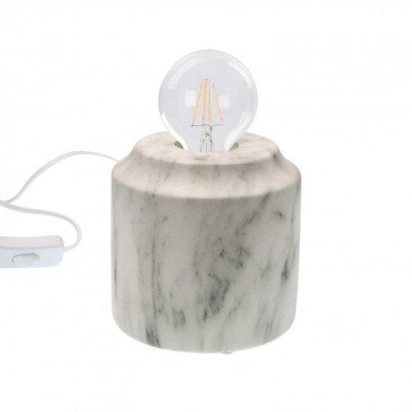 Versa Tischleuchte Marmor-Optik von Versa