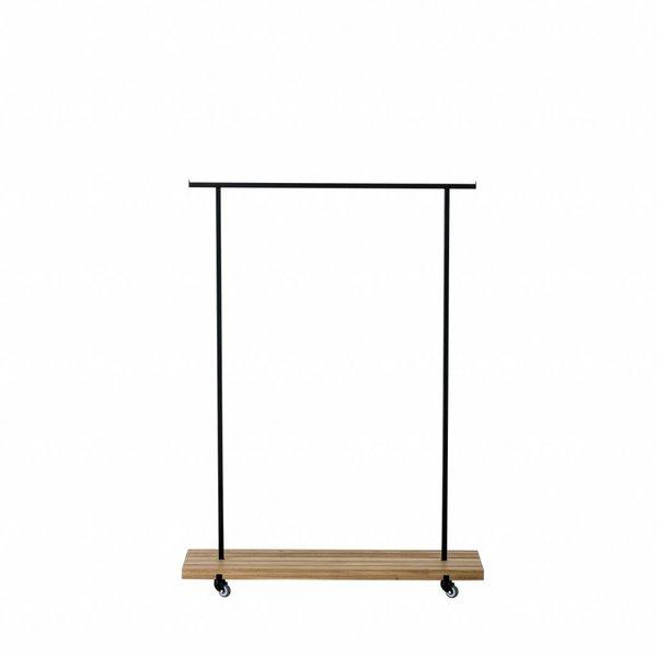 weld & co Design-Kleiderstange Eiche 01 von weld & co