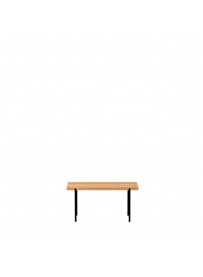 Design-Sitzbank Eiche 01 von weld & co