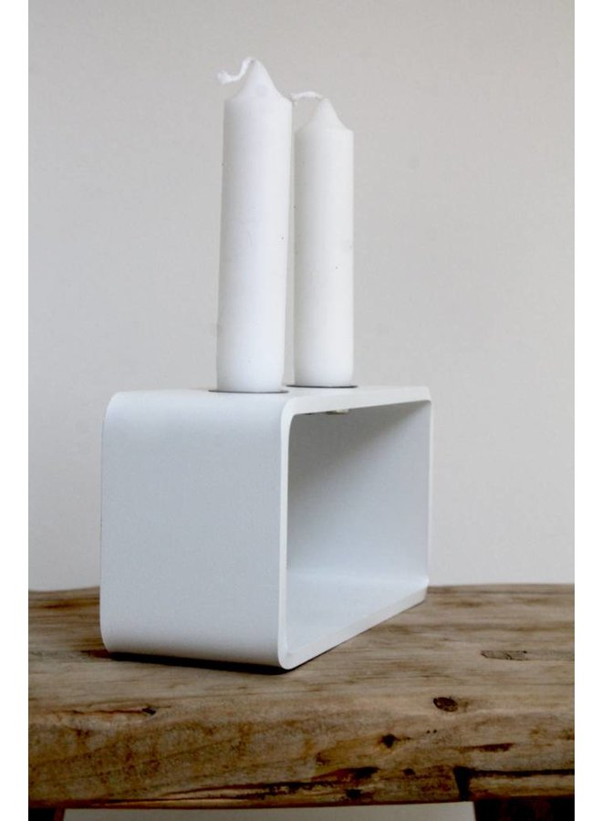 """Kerzenhalter """"2glow"""" von Hauszeitdesign"""