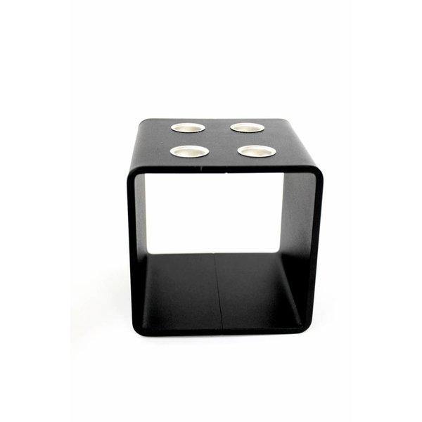 """HauszeitDesign Kerzenhalter """"4glow cube"""" von Hauszeitdesign"""