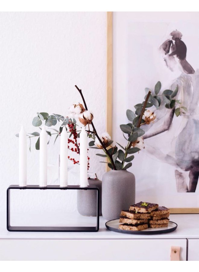 """Kerzenhalter """"4glow"""" von Hauszeitdesign"""