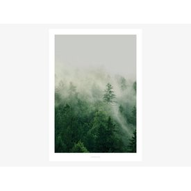 "typealive Poster ""A Quiet Place No. 7"" von typealive"