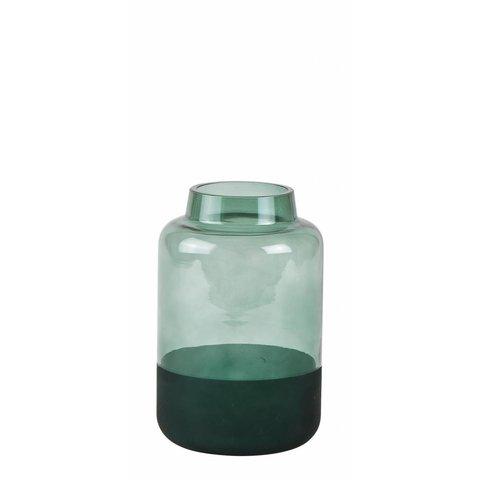 Glasvase  Grün von bovictus
