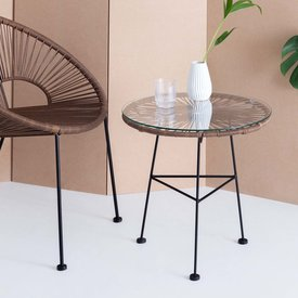 Sternzeit Design Acapulco Side Table