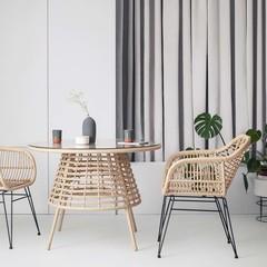 Moderne Gartenstühle