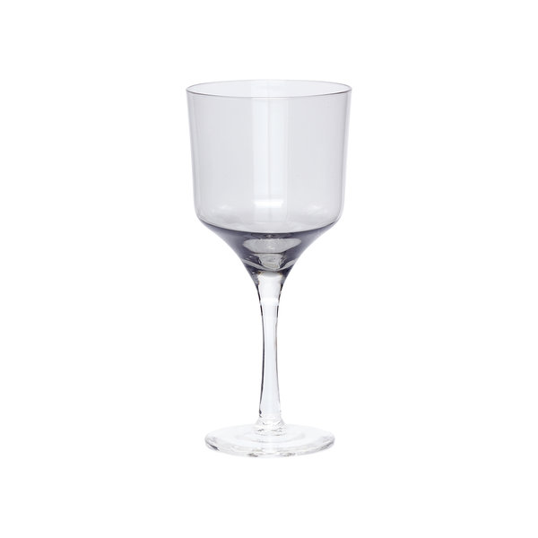 """Hübsch Interior Rotweinglas """"Grau"""" von Hübsch Interior"""