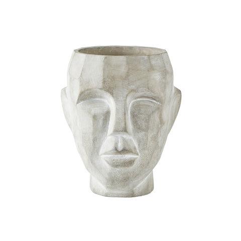 """Blumentopf """"Gesicht"""" von Villa Collection"""