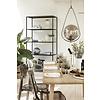 """Trinkglas """"Grau"""" von Hübsch Interior"""