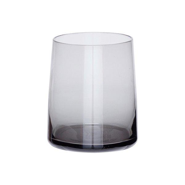 """Hübsch Interior Trinkglas """"Grau"""" von Hübsch Interior"""