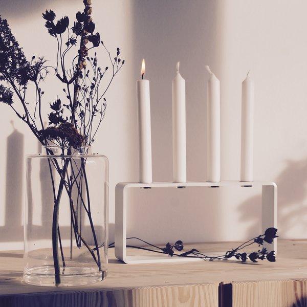"""HauszeitDesign Kerzenhalter """"4glow"""" von Hauszeitdesign"""