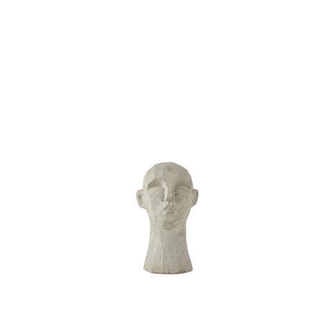 """Figur """"Kopf Zement"""" von Villa Collection"""