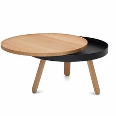Deko-Tabletts im skandinavischen Design