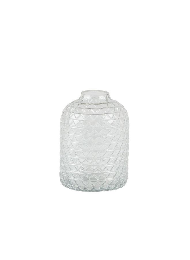 """Vase """"Dia"""" aus Glas von Villa Collection"""