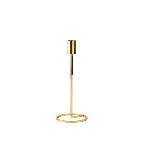 """Villa Collection Kerzenhalter """"Metall 23cm"""" in Gold von Villa Collection"""